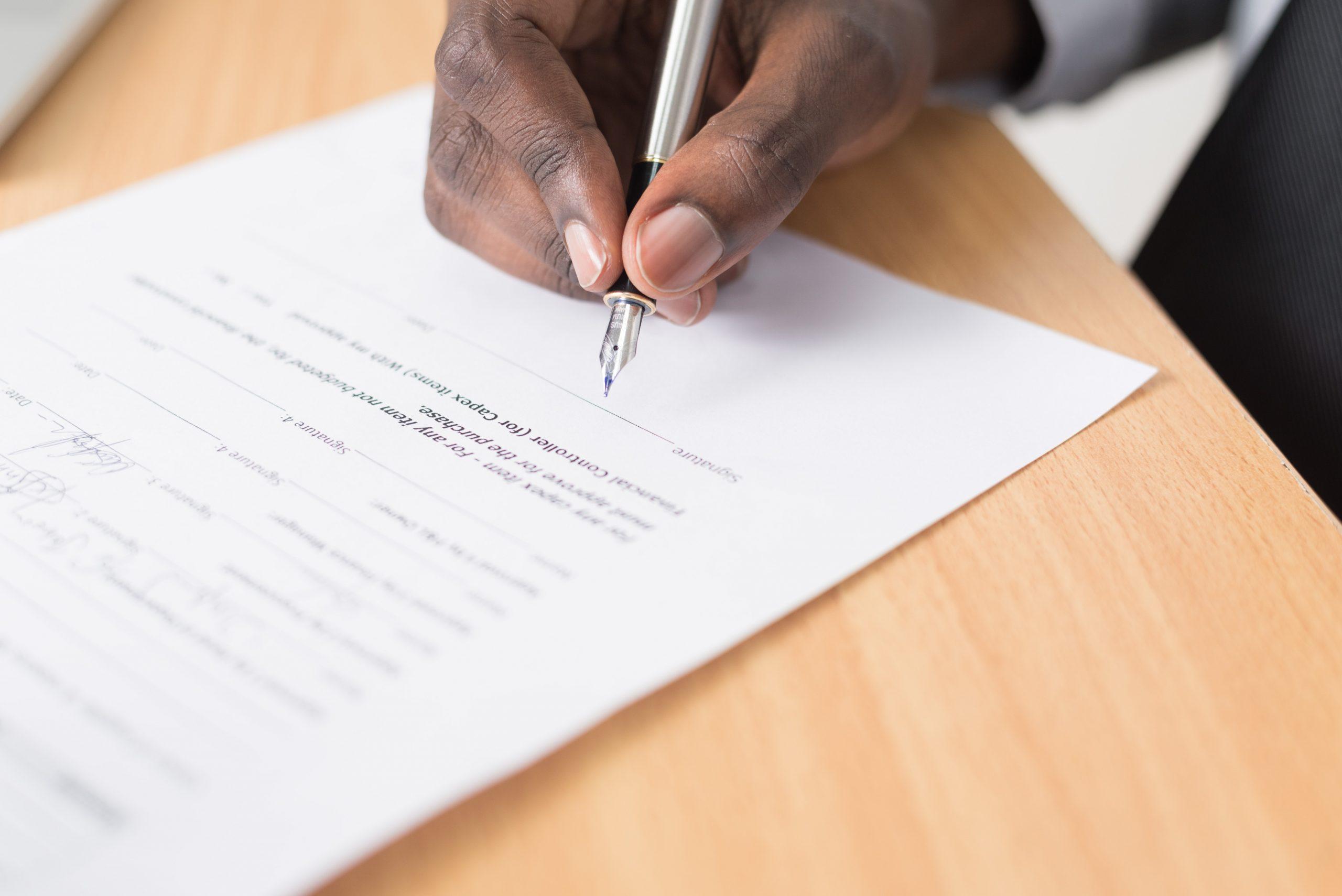 Lees meer over het artikel Schriftelijke arbeidsovereenkomst i.v.m. WAB