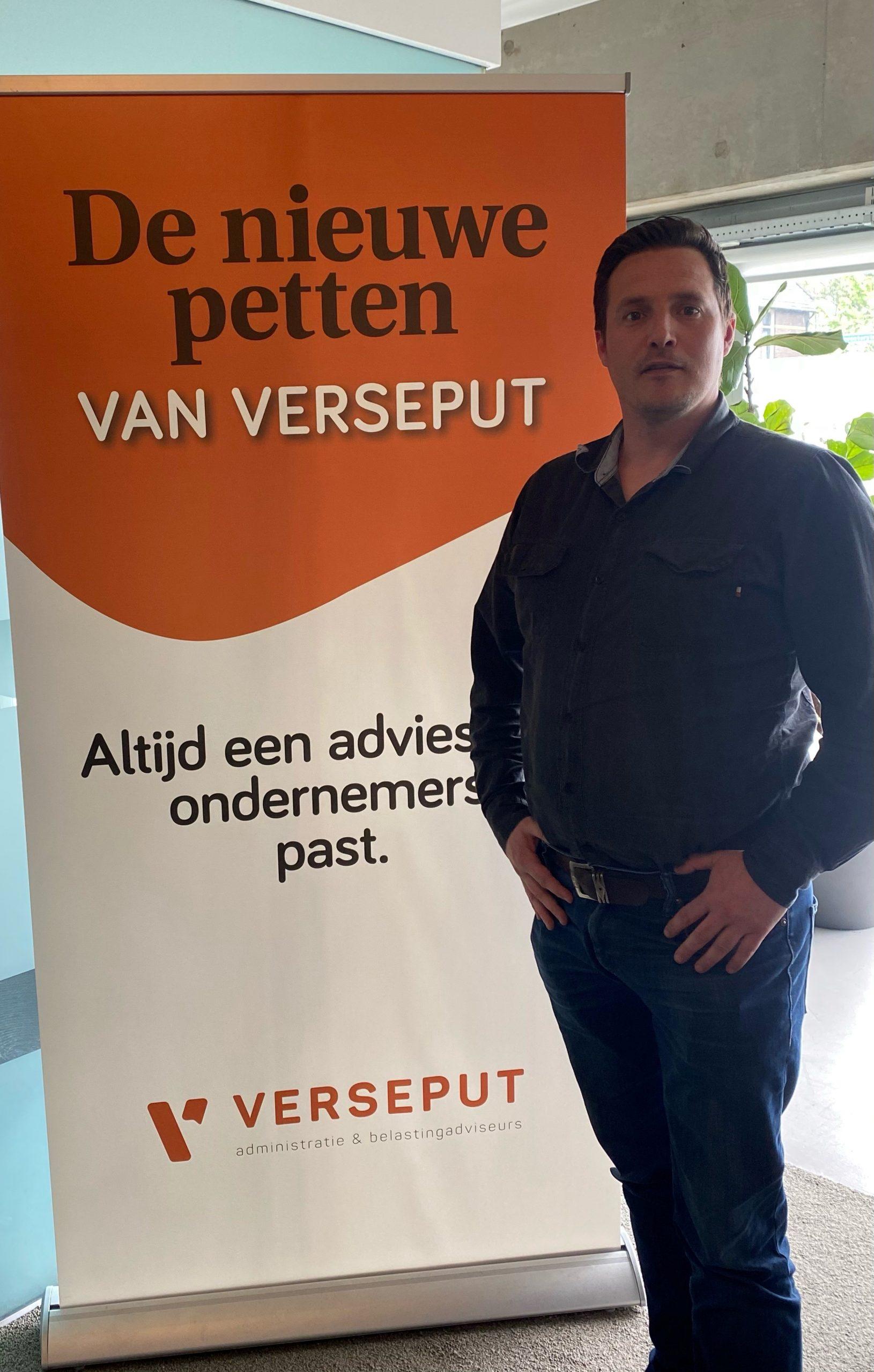 Lees meer over het artikel Even voorstellen: onze nieuwe collega Marcel