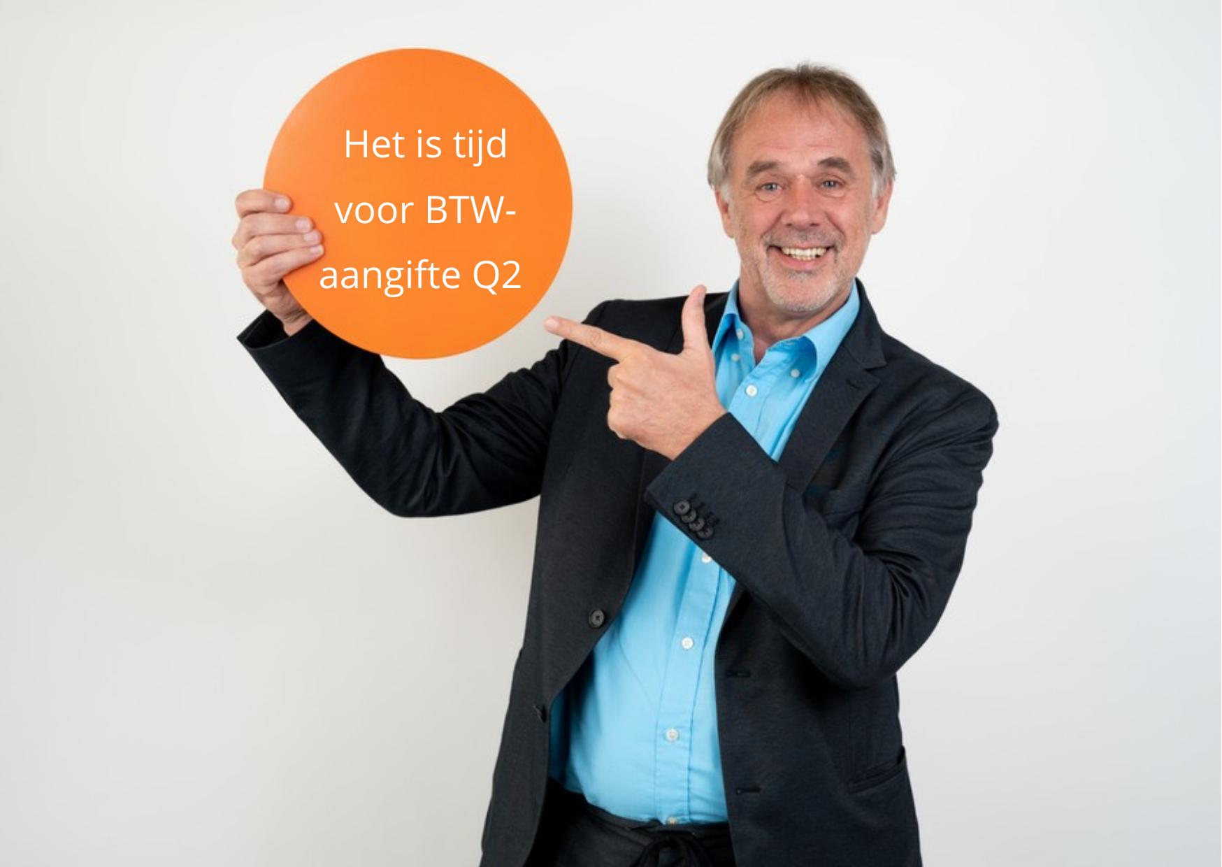Lees meer over het artikel Het is tijd voor btw-aangifte Q2 2021
